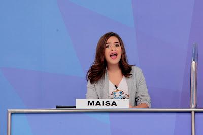 """Maisinha participa do """"Jogo dos Pontinhos"""" e diverte Silvio Santos (Crédito: Lourival Ribeiro)"""
