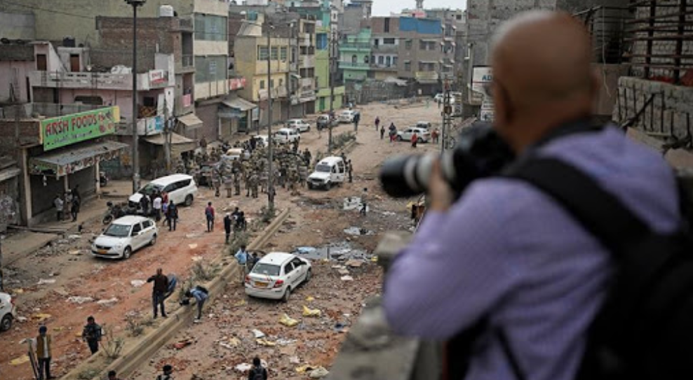 Delhi riots: Evading investigation, sections of media 'happily' offered  police version