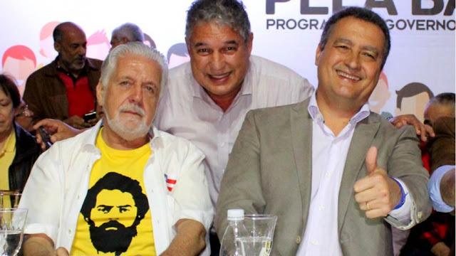 Rosemberg é o deputado estadual mais votado da história do PT na Bahia