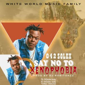 Download Music Mp3 + Video:- 042 Solex – Say No To Xenophobia