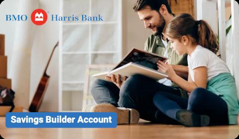 BMO Harris Bank – Savings Builder Account