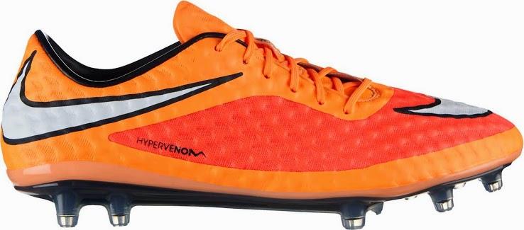 bbf1d2fb4 Nike Hypervenom Phantom Hyper Crimson Atomic Orange