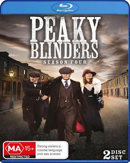 Peaky Blinders – Temporada 4 [2xBD25] *Con Audio Latino