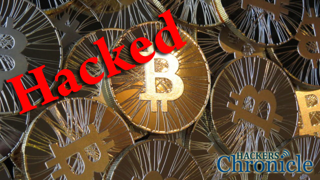 Bitcoin Bank Hacked, Theft of $6,20,000