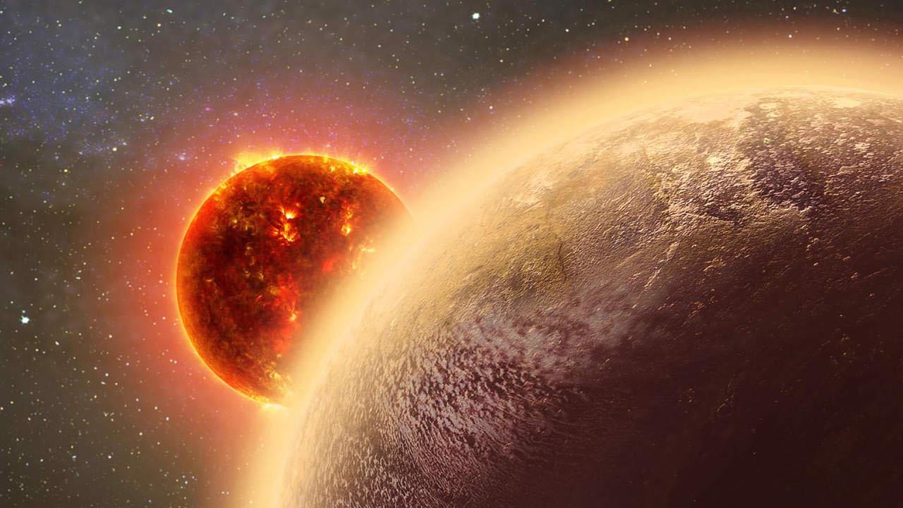 Identificado Exoplaneta Rocoso Con Atmósfera Rica En Oxígeno