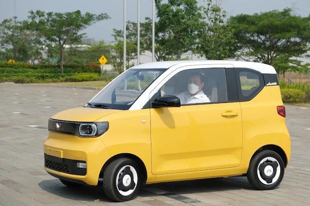 mobil listrik wuling kapan masuk indonesia