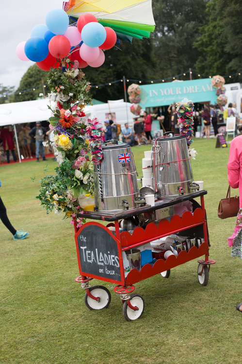 Inside the Chloé Sponsored Port Eliot Festival 2016