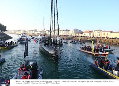 Alex Thomson, Sam Davies, ils sont quatre skippers britanniques à vouloir être au départ du Vendée Globe