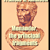 Menander, the principal fragments,(1921) translated by Francis G. Allinson