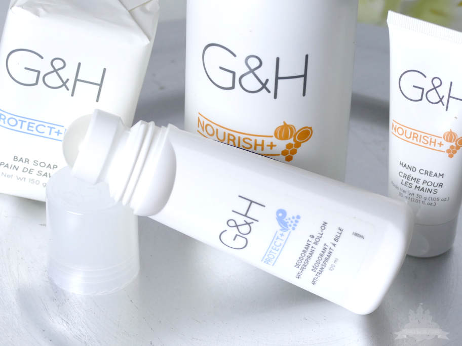 G&H Protect+ Deodorant und Anti-Perspirant Roll-on