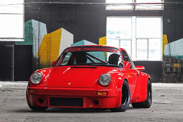 1974 Porsche 911 RS by DP Motorsport - #Porsche #RS #DP_Motorsport #tuning #classic_car