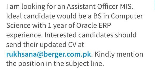 latest jobs and vacancies