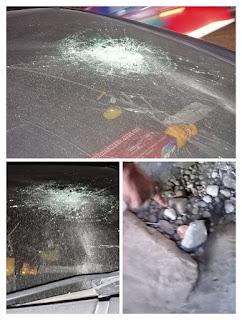 Kapolrestabes Medan Diminta Ungkap Kasus Pengrusakan Mobil Wartawan Di Pancur Batu