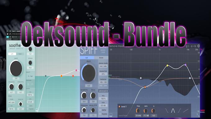 Oeksound  -  Bundle, VST, VST3, AAX x64 (NO INSTALL, SymLink Installer)