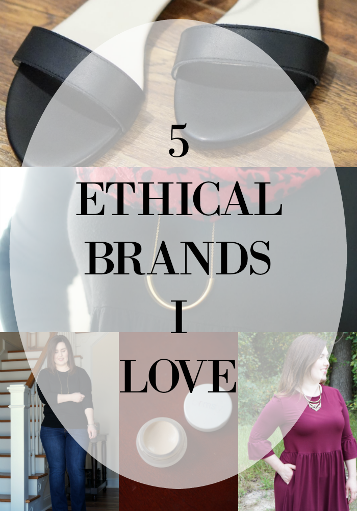 North Carolina style blogger Rebecca Lately shares her five favorite ethical brands!  Read more here!