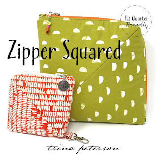 Zipper Squared Sewing Pattern
