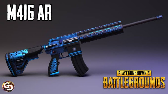 PUBG - Why we should use M416 AR in Player Unknowns Battleground