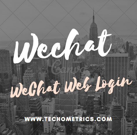 WeChat Web Login