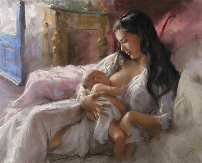 Pintura de Vicente Romero