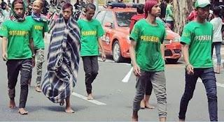 Resahkan Warga Bandung, Bobotoh Beri Peringatan untuk Bonek