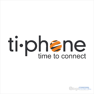 TiPhone Logo vector (.cdr)