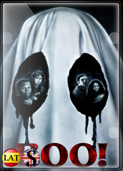 Boo! (2018) WEB-DL 1080P LATINO/INGLES