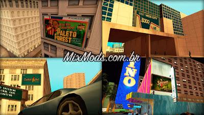 gta sa mod outdoor animated (billboard rolling)