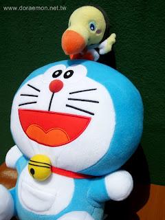 哆啦A夢 大雄與奇跡之島電影 絨毛娃娃