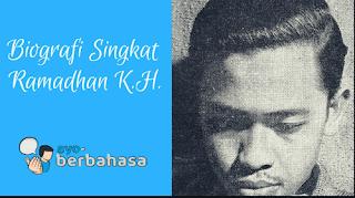 Biografi Ramadhan K.H.