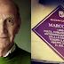 Atacan la placa que recuerda al poeta antifranquista Marcos Ana