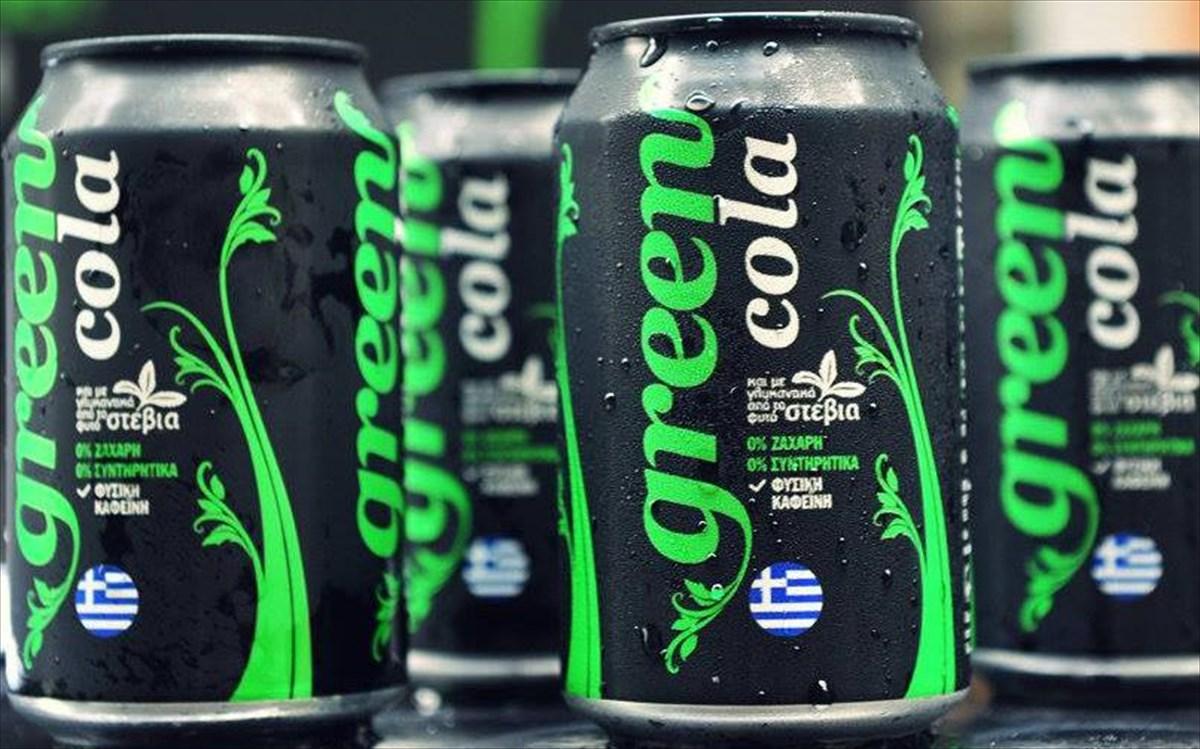 Νέα συμφωνία στις ΗΠΑ για την Green Cola από τη Θράκη