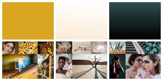 Τα χρώματα του 2021 από την Shutterstock