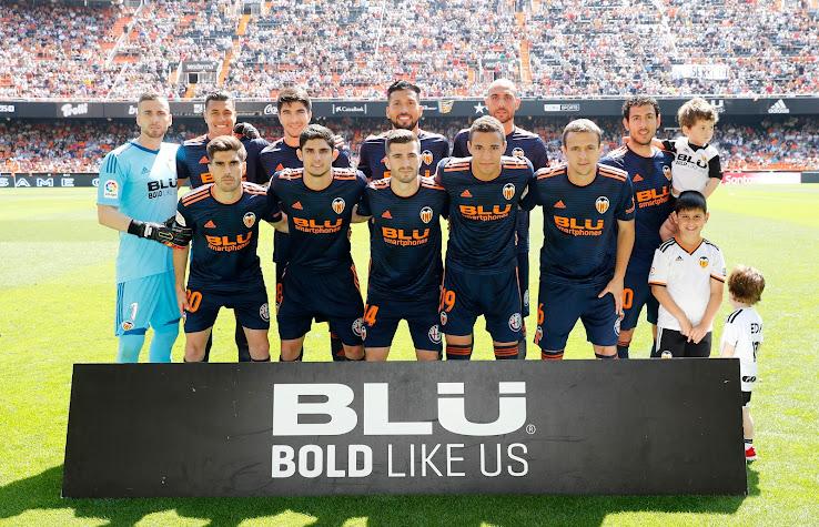 watch 015ed c1585 Valencia 18-19 Away Kit Released - Footy Headlines