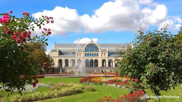 Jardín Botánico de Colonia (Alemania)