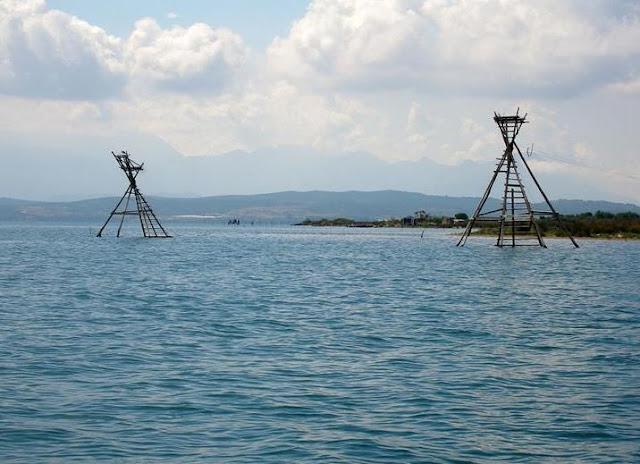 """Πρέβεζα: Πράσινο Φως Για Την Πιλοτική Λειτουργία Του Παραδοσιακού Αλιευτικού Εργαλείου """"Νταλιάνι"""" Στο Άκτιο"""