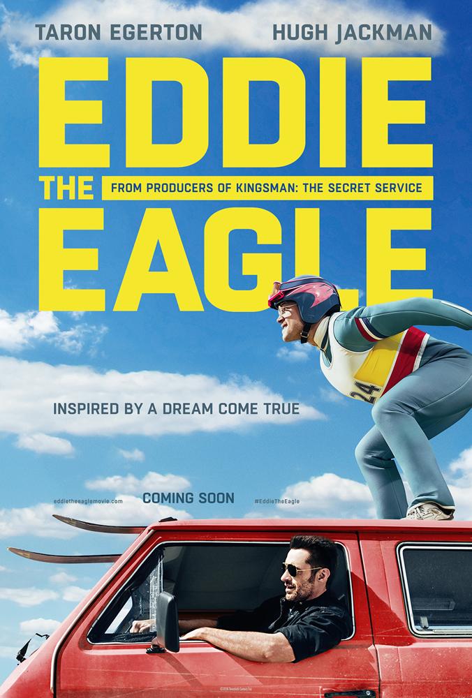 Eddie the Eagle (2016) ยอดคนสู้ไม่ถอย [HD]