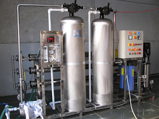 Find Water Treatment Equipments