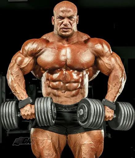 بناء عضلات الصدر في 3 حركات