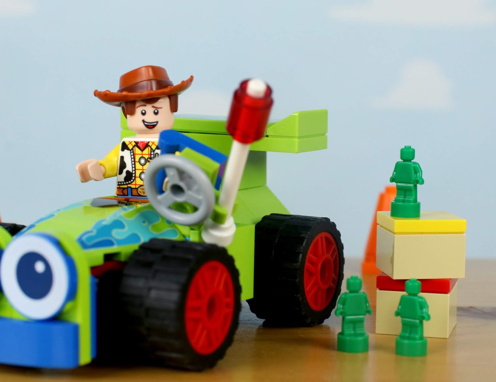 toy story 4 lego woody and rc review