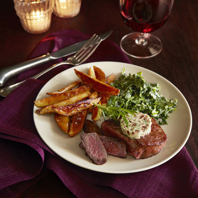 Filet Mignon: romantic recipes for valentine's day on hello lovely studio