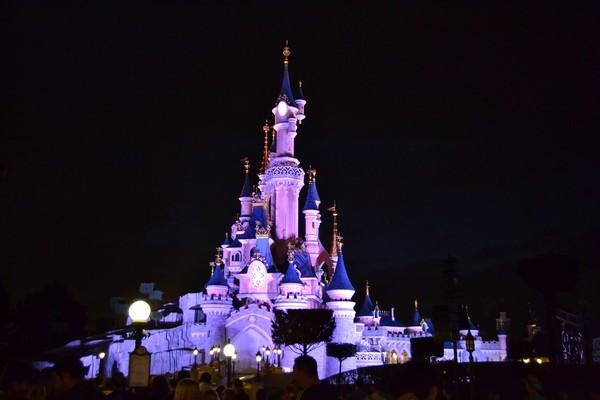 viajar a Disneyland París con niños pequeños