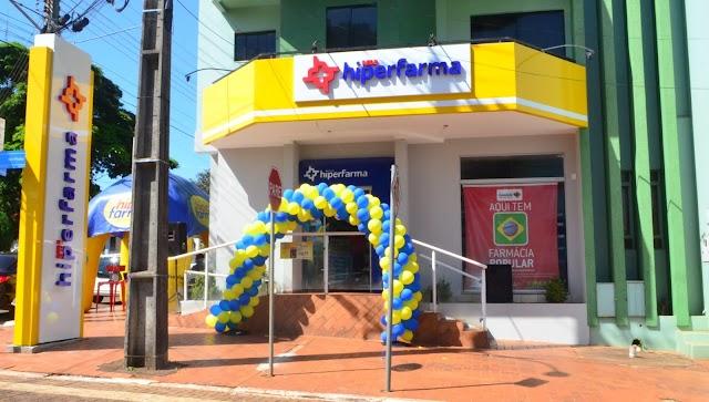 Reinauguração: Santa Clara agora é Hiperfarma!