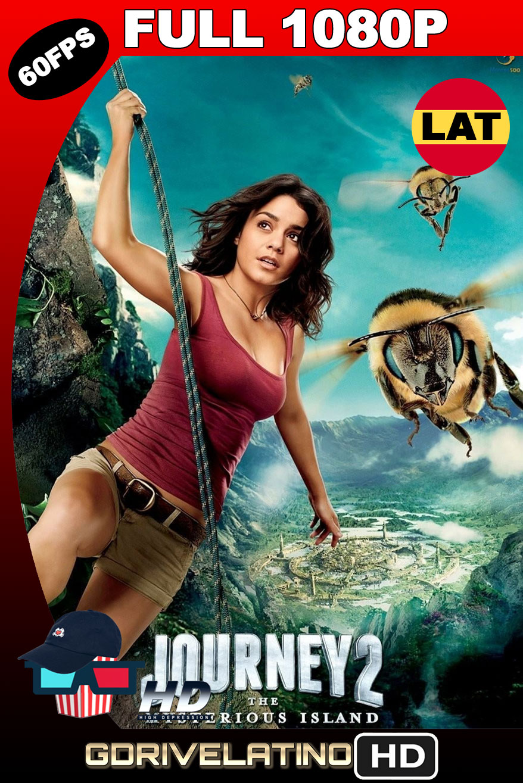 Viaje 2: La Isla Misteriosa (2012) BDRip 1080p (60 FPS) Latino-Ingles MKV
