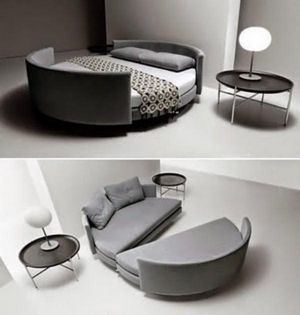 Ideas For Creative Sofa Bed Design