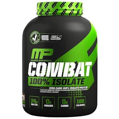 MusclePharm Combat 100% Isolate, 5 lb