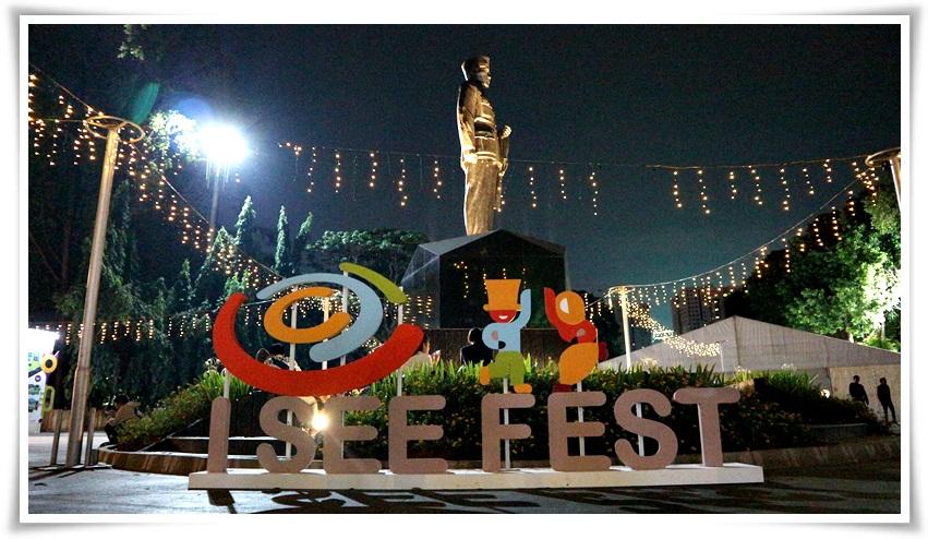 Ao datang ke GBK Mandiri I SEE Fest