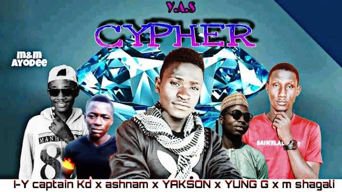 Y.A.S Cypher 2020 | BY I.Y Captain kd x Ashnam x Yakson x Yung G x M Shagali