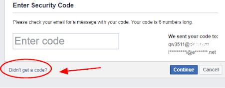 Cara Mengatasi Ketika Kita lupa Password Facebook 9