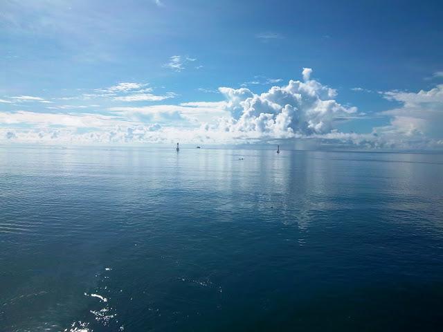 15 Tempat Wisata Terkenal yang ada di Maluku Utara -Pantai Manaf