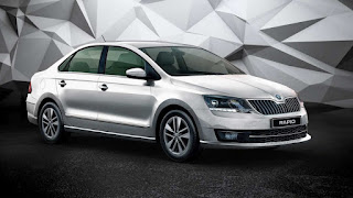 An All-new Sedan Based on VW's MQB A0 IN platform Might Replace the Skoda Rapid